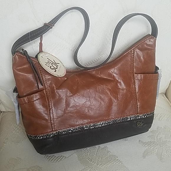 The Sak Handbags - Trendy leather bag
